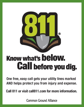 Call Before you Dig  Gopher State One Call